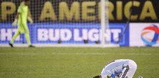 Messi Says Goodbye To International Football