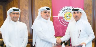 MoTC, Mowasalat sign deal on use of govt land