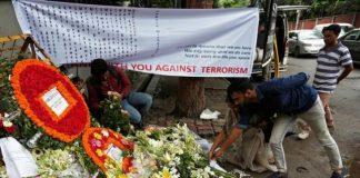 Arrests four militants in hunt for cafe attack Islamists