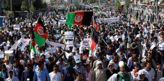 Powerful blasts kill at least 80 in Kabul