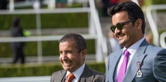 First Day of Qatar Goodwood Festival with Grace