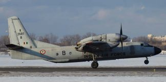 Indian Air Force's AN-32 Plane With 29 Missing