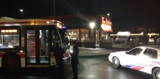Man who allegedly hijacked bus to stop