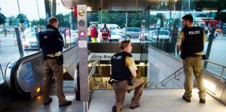 Munich shooting - teenager kills nine and himself
