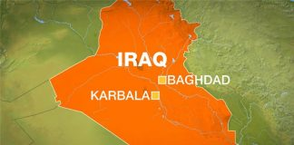 Attack kills 18 people near Karbala