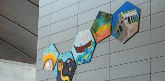 Latest Public Art Installations at Hamad International Airport