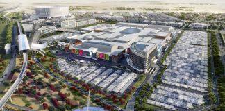 Mall of Qatar rendering