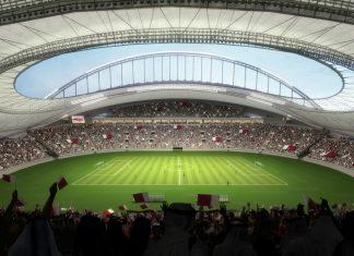 Khalifa Stadium rendering