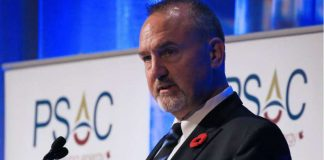 Mark Salkeld, president and CEO of the Petroleum Services Association of Canada